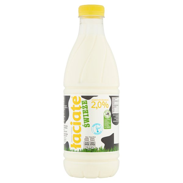 Mleko świeże 2% Łaciate