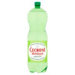 Woda Muszyna Cechini średnionasycona co2
