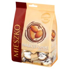Mieszko Marcepanki Original Czekoladki z marcepanem 260 g