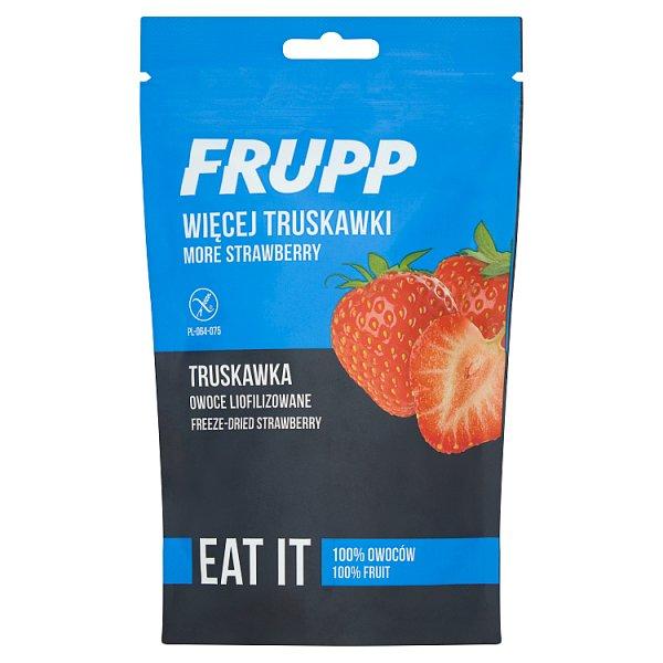 Frupp Owoce liofilizowane truskawka 13 g