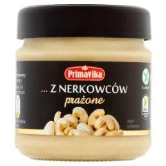 Primavika Pasta z prażonych orzechów nerkowca 185 g