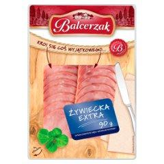Balcerzak Kiełbasa żywiecka extra wieprzowa 90 g
