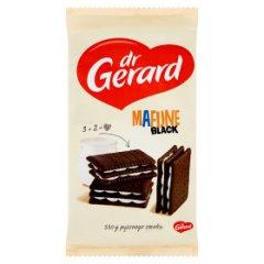 Ciastka Mafijne Black herbatniki markizy z kremem śmietankowym