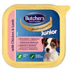 Butcher's choise junior z indykiem, dziczyzną i ryżem.