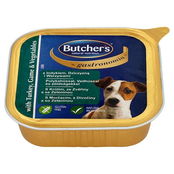 Butcher's pasztet z indykiem i warzywami