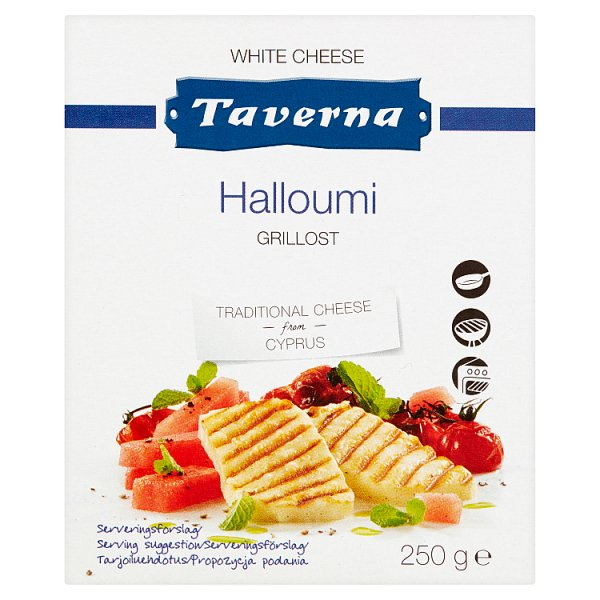 Taverna Ser Halloumi Grillost 250 g