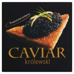 Kawior royal castle czarny krolewski lumpfish