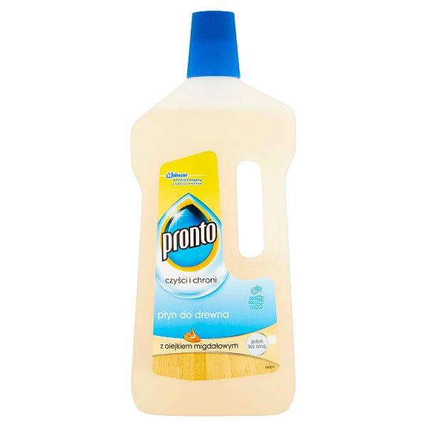 Płyn Pronto Extra Care do podłóg z olejkiem migdałowym