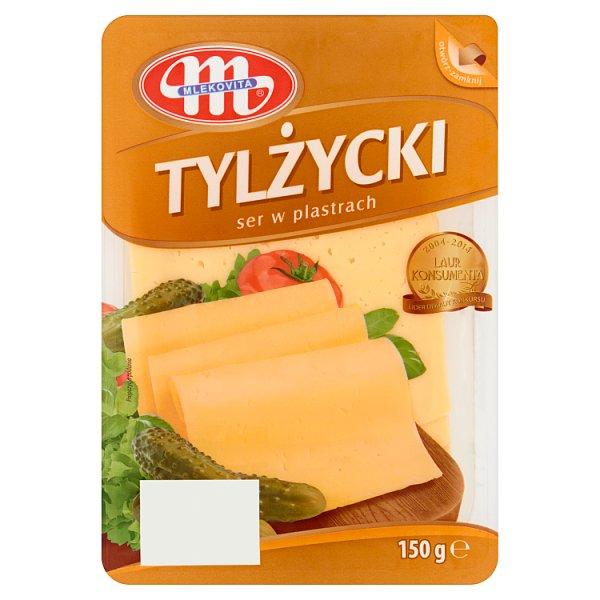 Mlekovita Ser Tylżycki w plastrach 150 g