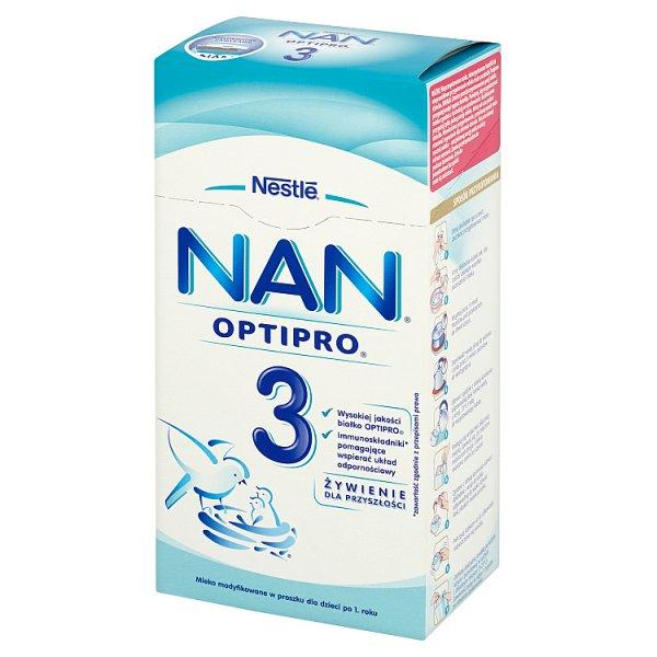 Mleko NAN Pro 3
