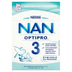 Mleko NAN Pro 3 2*400g