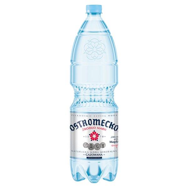 Woda Ostromecko gazowana