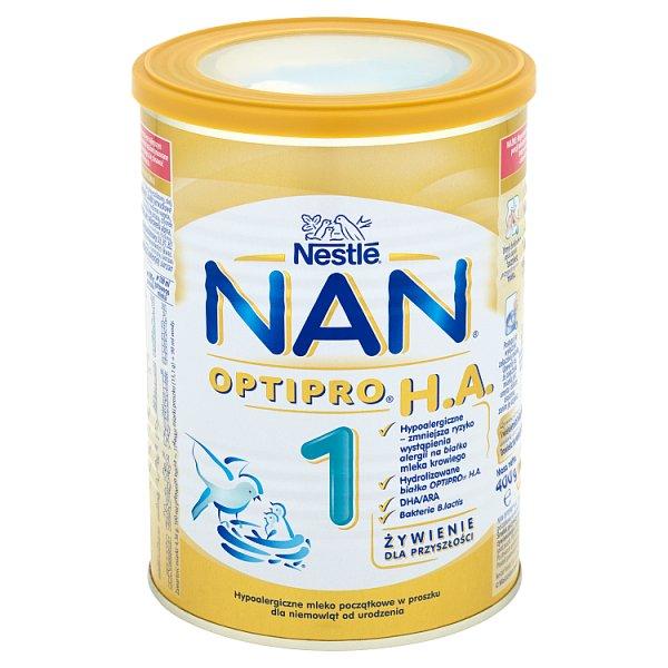 Mleko NAN Pro H.A.1