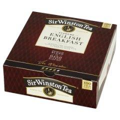 Sir Winston Tea Supreme English Breakfast Herbata czarna 180 g (100 x 1, 8 g)