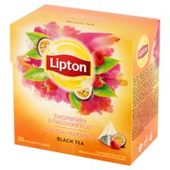 Herbata Lipton marakuja malina piramidka 20*1,6g