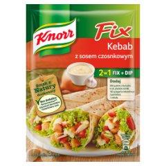 Fix Knorr Kebab z sosem czosnkowym
