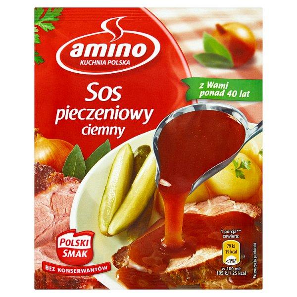Sos Amino pieczeniowy ciemny