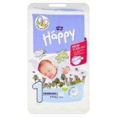 Pieluszki Bella Baby Happy 1 Newborn od 2 do 5 kg