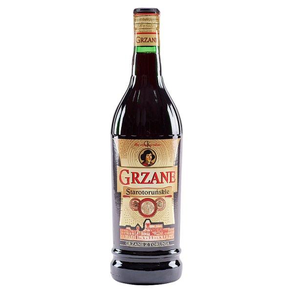 Wino Grzane Starotoruńskie