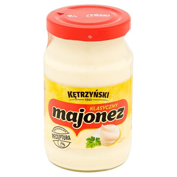 Kętrzyński Majonez klasyczny 220 g