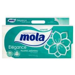 Papier toaletowy Mola Płatki jaśminu 8rolek