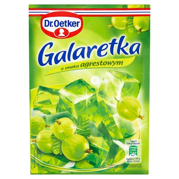Galaretka Dr.Oetker agrestowa