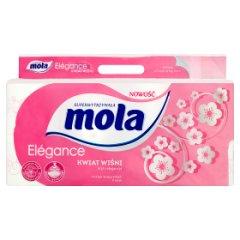 Papier toaletowy Mola kwiat wiśni /8rolek