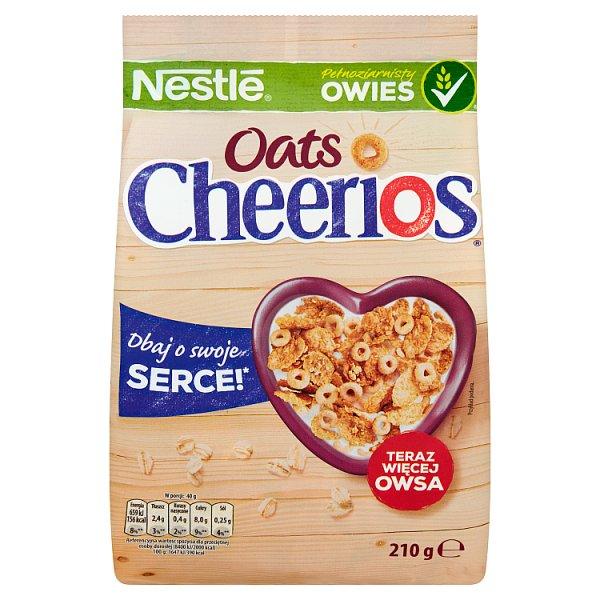 Płatki Nestle Cheerios Oats