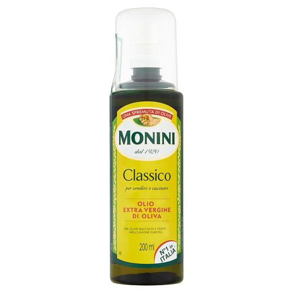 Oliwa z oliwek Monini Extra Vergine Spray