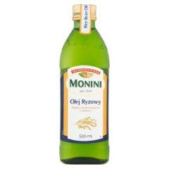 Olej ryżowy Monini