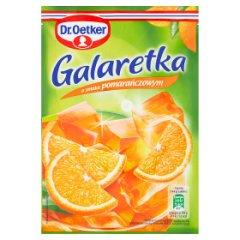Dr. Oetker Galaretka o smaku pomarańczowym 77 g