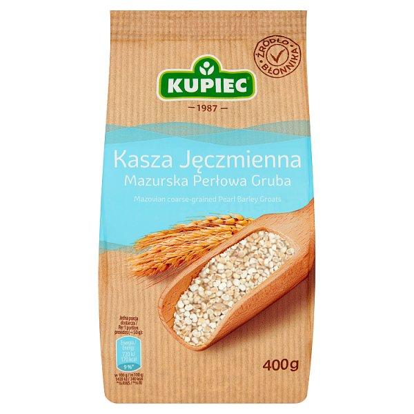 Kasza jęczmienna Kupiec