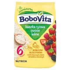 Kaszka Bobovita z owocami leśnymi