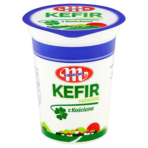 Mlekovita Kefir naturalny z Kościana 400 g