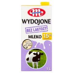 Mleko wydojone bez laktozy 1,5%