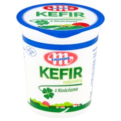 Mlekovita Kefir naturalny z Kościana 200 g