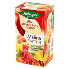Herbata Herbaciany Ogród Malina z Cytryną