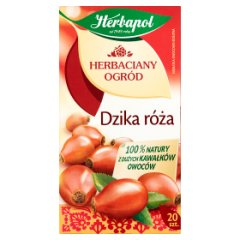 Herbata Herbaciany Ogród Dzika Róża