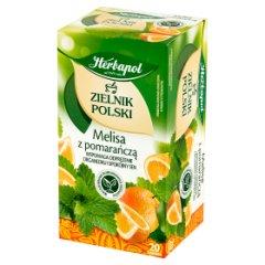 Herbatka Zielnik Polski melisa-pomarańcza 20*1,75g