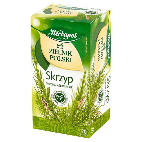 Herbapol Zielnik Polski Herbatka ziołowa skrzyp 36 g (20 x 1,8 g)