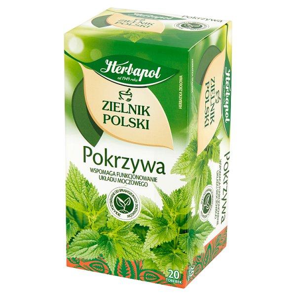 Herbata Zielnik Polski Pokrzywa 20*1,5g