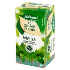 Herbata Zielnik Polski Melisa 20*2g