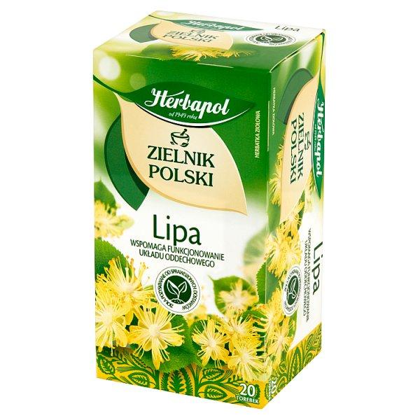 Herbata Zielnik Polski Lipa 20*1,5g