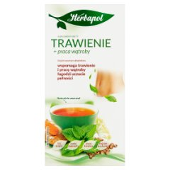 Herbata Herbapol na lepsze trawienie