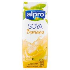 Alpro napój sojowy bananowy
