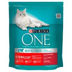 Purina one sterilcat karma wołowina i pszenicą dla kota