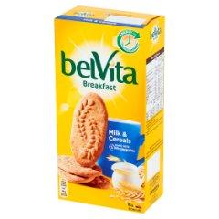 Ciastka Belvita zbożowe z 5 rodzajmi zbóż i mlekiem