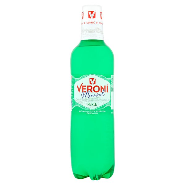Woda Veroni Mineral Perle gazowana