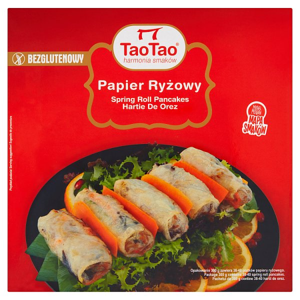 Papier ryżowy Tao Tao