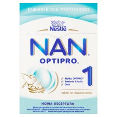 Mleko NAN Pro 1 2*400g